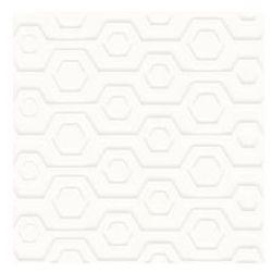 płytka ścienna Ton struktura B bianco 9,8 x 9,8