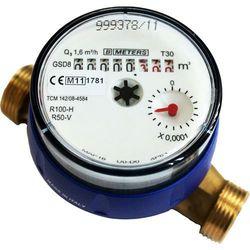 Wodomierz GSD8 3/4 do zimnej wody BMeters