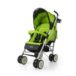 Milly Mally Meteor wózek spacerowy spacerówka parasolka green
