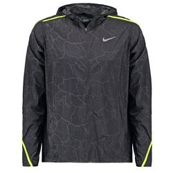 Nike Performance IMPOSSIBLY LIGHT Kurtka do biegania anthracite/volt/black