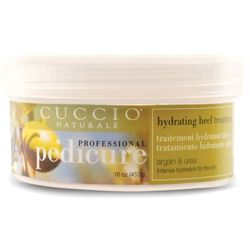 Cuccio Pedicure Hydrating Heel Treatment Argan & Urea 453g (#3272)