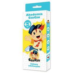 Akademia CzuCzu. Zabawy edukacyjne dla dzieci 4- 5 lat Gra