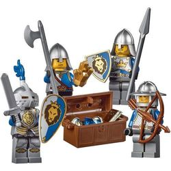 Lego MINIFIGURES Minifigurki castle knights 850888