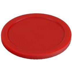 Krążek plastikowy do Air Hockeya 60mm /czerwony/