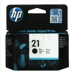 HP Tusz Czarny HP21=C9351AE 190 str. 5 ml