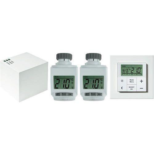 Zestaw systemu sterowania ogrzewaniem eq-3 MAX!, Bramka LAN Cube + Termostat pokojowy MAX! + 2x Głowica termostatyczna MAX!