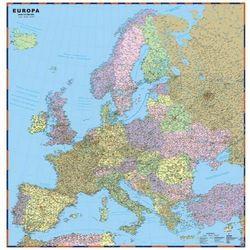 Europa mapa ścienna drogowo-administracyjna 1:4 500 000 ExpressMap (opr. miękka)