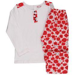 Piżama z długim rękawem