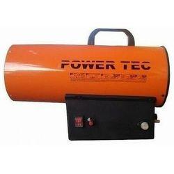 NAGRZEWNICA GAZOWA PIEC DMUCHAWA POWER TEC GPL30 kW EWIMAX