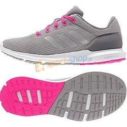 Buty do biegania damskie Cosmic W Adidas (szare)