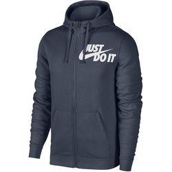 Nike bluza męska M NSW Hoodie FZ Jdi Thunder Blue White XS BEZPŁATNY ODBIÓR: WROCŁAW!