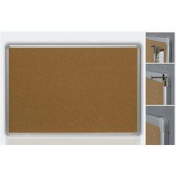Tablica korkowa Idest - 45x60 aluminium