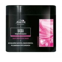 Joanna Professional Maska wygładzająca do włosów suchych z jedwabiem