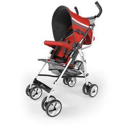 Milly Mally, Joker Red, wózek spacerowy Darmowa dostawa do sklepów SMYK
