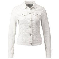 Replay Kurtka jeansowa white