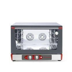 Piec piekarniczo-cukierniczy konwekcyjny z nawilżaniem | 464 MH 4/600x400 | sterowanie manualne