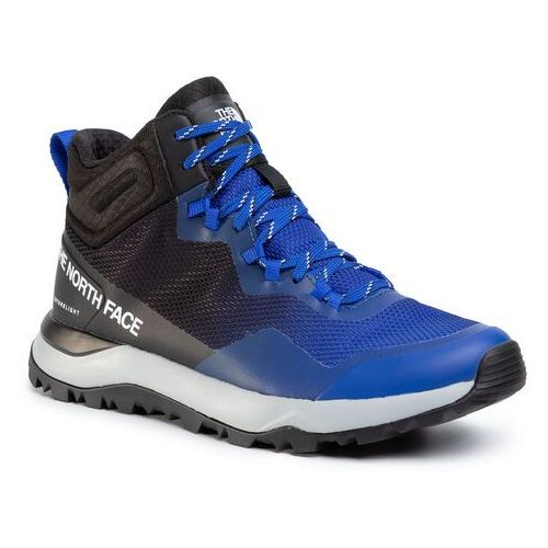Trekkingi THE NORTH FACE - Activist Mid Futurelight NF0A47AYEFII Tnf Blue/Tnf Black