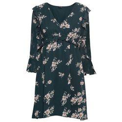 7c00d50763 suknie sukienki biala batystowa sukienka z plisami i falbanami ...