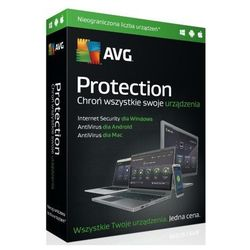 Program AVG Protection Multidevice (Subskrypcja 1 rok)