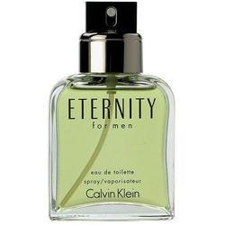CALVIN KLEIN Eternity for men perfumy męskie - woda toaletowa 50ml - 50ml