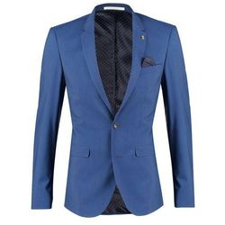 Burton Menswear London PACIFIC Marynarka garniturowa blue