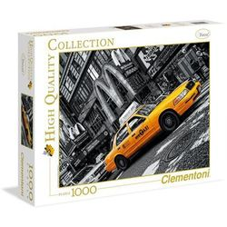 New York Taxi Puzzle 1000