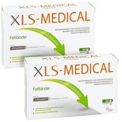 XLS Medical Fettbinder 2x 60 szt.