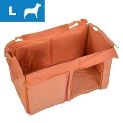 Izolacja do budy dla psa Woody, L - L: dł. x szer. x wys.: 104 x 63 x 60 cm