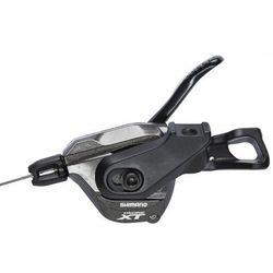 Shimano Deore XT SL-M8000 Klamkomanetka lewa lewy 2/3-biegowe cz