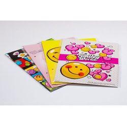 Wkłady do segregatora A5 Smiley World 20 kartek