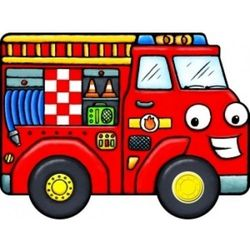 Wóz strażacki (opr. twarda)
