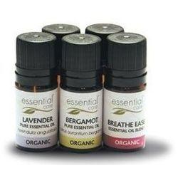 Essential Care organiczna mieszanka olejków eterycznych udrożniająca nos i zatoki 5 ml
