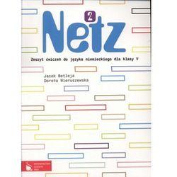 JĘZYK NIEMIECKI KL. 5 SP ĆWICZENIA. NETZ 2 (opr. miękka)