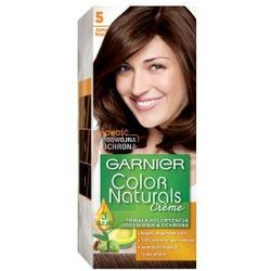 GARNIER Color Naturals - farba do włosów 5 Jasny Brąz