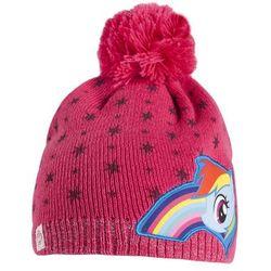 Czapka dziewczęca, My Little Pony Darmowa dostawa do sklepów SMYK