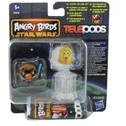 Angry Birds Star Wars Telepods Obi-Wan