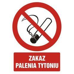Zakaz palenia tytoniu