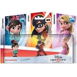 Disney Infinity Girls Power - Roszpunka, Wandelopa, Wiola