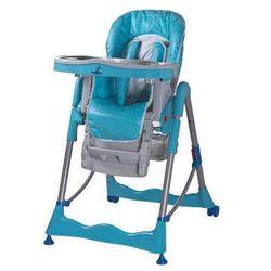 Krzesełko do karmienia Magnus Classic aqua