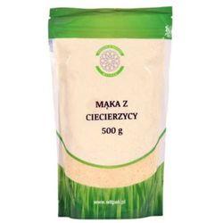 Mąka z ciecierzycy 500g -Witpak