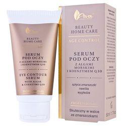 Ava Beauty Home Care Age Control Serum pod oczy z algami morskimi i Koenzymem Q10 50ml