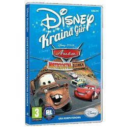 Disney Kraina Gier Auta Mistrzostwa Złomka