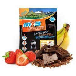 Fondue czekoladowe z owocami