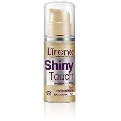 Lirene Shiny Touch Fluid rozświetlający nr 104 Naturalny 30 ml