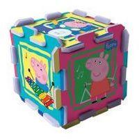 Trefl Puzzle Piankowe 32X32 8El Świnka Peppa 60398