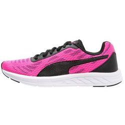 Puma METEOR Obuwie do biegania treningowe pink glow/black