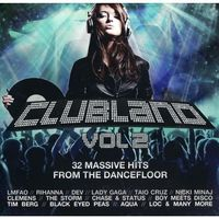 Clubland Vol.2 - 32 Massive Hits From The Dancefloor (CD)