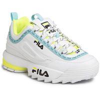 Sneakersy FILA Overstate Flow Wmn 1010627.1FG White
