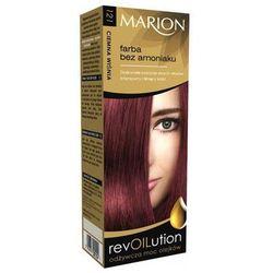 Marion Revoilution Farba do włosów nr 121 Ciemna Wiśnia