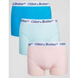 Oiler & Boiler Trunks 3 Pack - Multi